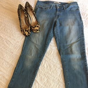 Great Pair of Light Blue Skinny Levi's